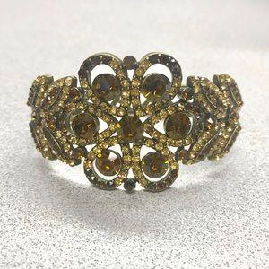 Jewelry - FREE Bronze crystal bracelet